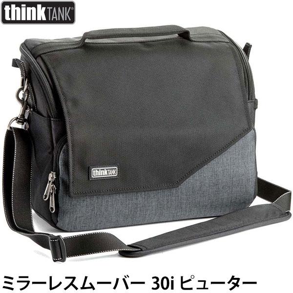 【送料無料】 シンクタンクフォト ミラーレスムーバー30i ピューター [iPad対応中型ミラーレスカメラ向けショルダーカメラバッグ]
