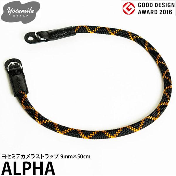 【送料無料】 EXTENDED 40039 YOSEMITE CAMERA STRAP ALPHA 9mm×50cm [ヨセミテ カメラストラップ 9mm径クライミングロープ使用]