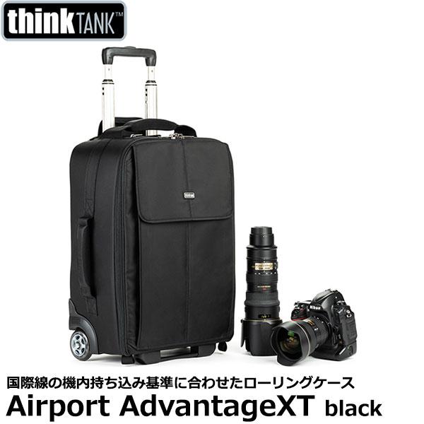 【送料無料】【あす楽対応】【即納】 シンクタンクフォト エアポートアドバンテージXT ブラック [カメラバッグ thinkTANKphoto Airport AdvantageXT]