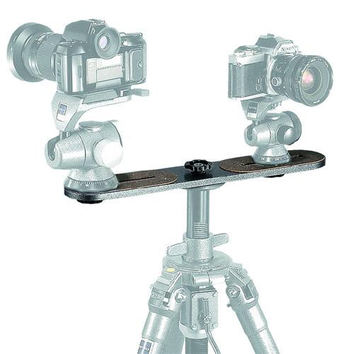【送料無料】 GITZO G1539 ダブルプラットフォーム [ジッツオ/2台の雲台またはカメラを取り付けるためのプレート]