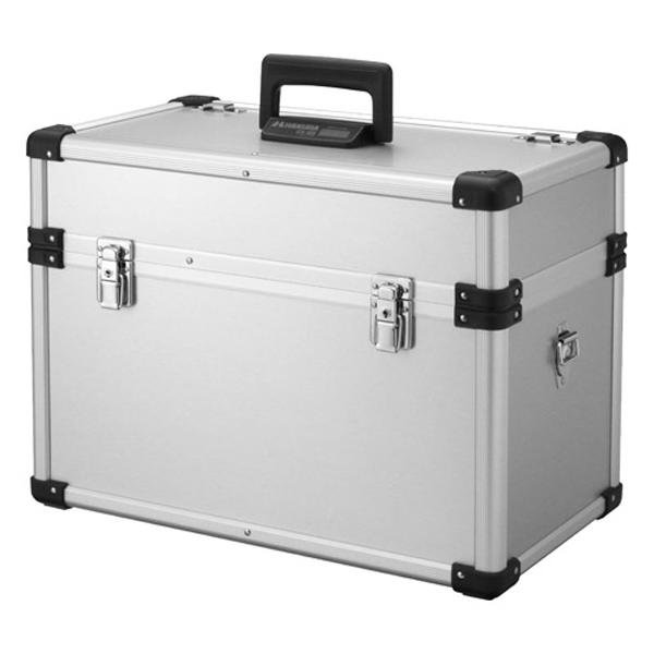 ハクバ ZX-85 [カメラや精密機器の収納にお勧め。安心の日本製] アルミケース