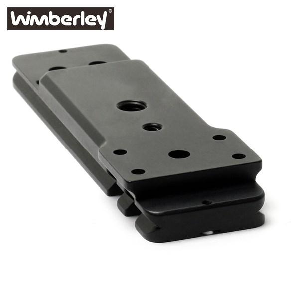 【送料無料】 ウィンバリー AP-652 アダプタープレート [ニコン 600mm/F4 AF-SI対応]