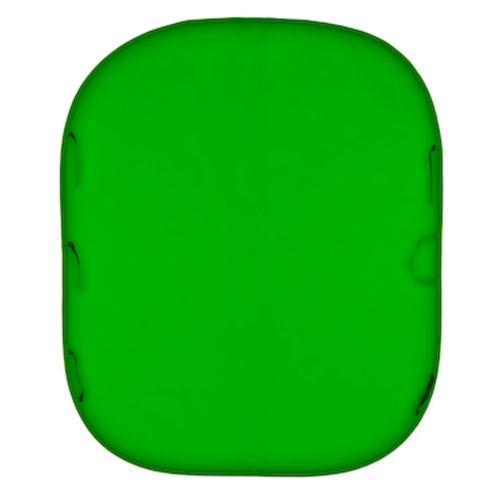 【送料無料】【メーカー直送品/代金引換・同梱不可】 Lastolite LL LC5981 折り畳み式 クロマキー グリーン(180×215cm) ※欠品:ご注文後、約3ヶ月かかります