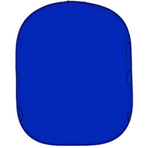 【送料無料】【メーカー直送品/代金引換・同梱不可】 Lastolite LL LC5987 折り畳み式 リバーシブル クロマキー ブルー/グリーン(180×215cm)