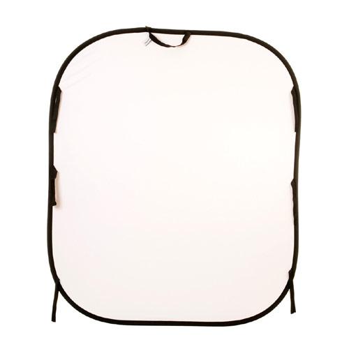 【送料無料】【メーカー直送品/代金引換・同梱不可】 Lastolite LL LB6921 折り畳み式プレーンリバーシブル背景(1.8×2.75m):ブラック/ホワイト