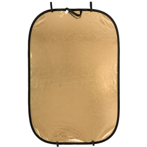 Lastolite LL LR7241 パネライト・リフレクター 180cm×120cm ゴールド/ホワイト
