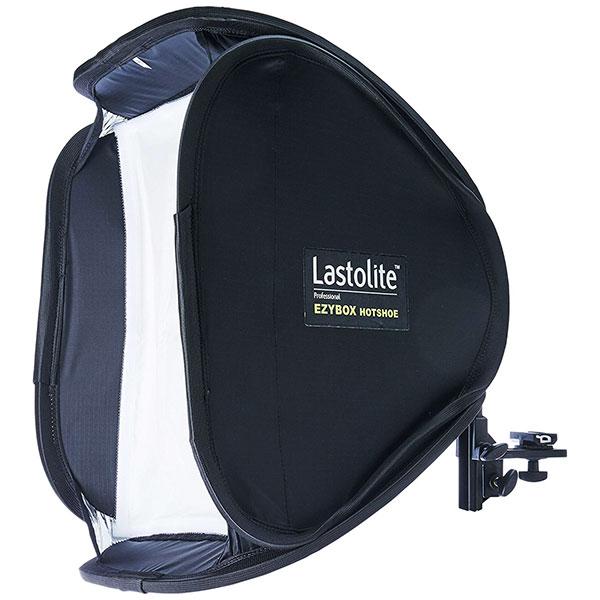 Lastolite LL LS2462 Ezyboxホットシューフラッシュ用ソフトボックス 54x54cm