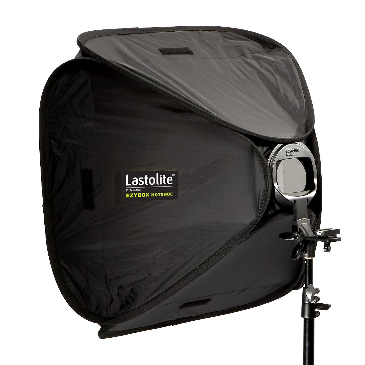 【送料無料】 Lastolite LL LS2480 Ezybox ホットシューフラッシュ用ソフトボックス 76x76cm