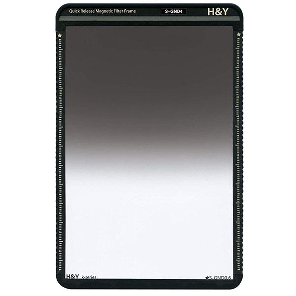 【送料無料】 マルミ光機 H&Y K-series SOFT GND4 ソフトグラデーションND4 100×150mm ソフトフィルター