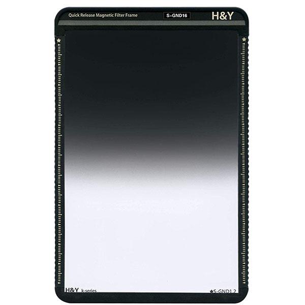 【送料無料】 マルミ光機 H&Y K-series SOFT GND16 ソフトグラデーションND16 100×150mm