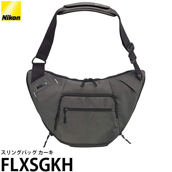shasinyasan | Rakuten Global Market: Nikon FLXSGKH Sling bag khaki ...
