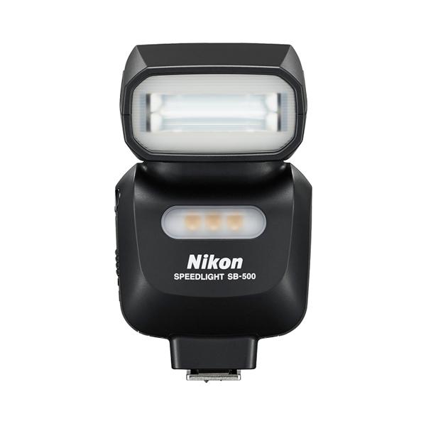 【送料無料】 ニコン SB-500 スピードライト [Nikon D5/ D500/ D7200/ D5600/ D5500対応 純正ストロボ ガイドナンバー24]