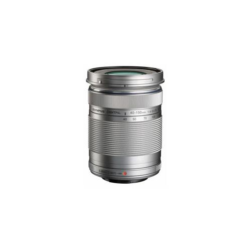 【送料無料】 オリンパス M.ZUIKO DIGITAL ED 40-150mm F4.0-5.6 R シルバー