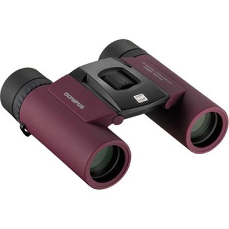 【送料無料】 オリンパス 8×25 WP II PUR 双眼鏡 8倍 ディープパープル