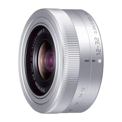 パナソニック H-FS12032-S LUMIX G VARIO 12-32mm F3.5-5.6 ASPH./MEGA O.I.S. シルバー