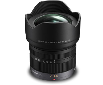 【送料無料】 パナソニック H-F007014 LUMIX G VARIO 7-14mm/F4.0 ASPH.