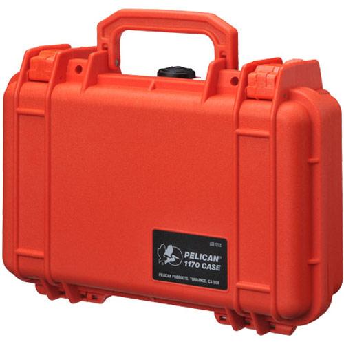 【送料無料】 PELICAN 1170HK ペリカン 小型防水ハードケース オレンジ