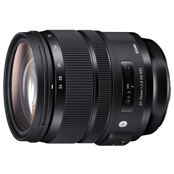 シグマ 24-70mm F2.8 DG OS HSM   Art SIGMA用
