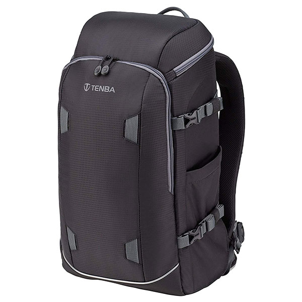 【送料無料】 TENBA V636-413 SOLSTICE BACKPACK 20L ブラック