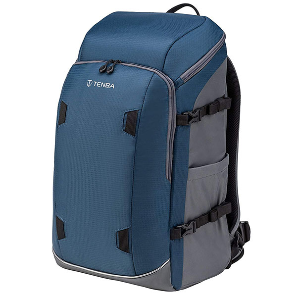 【送料無料】 TENBA V636-416 SOLSTICE BACKPACK 24L ブルー