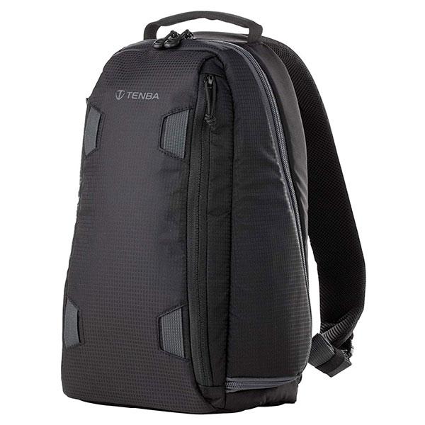 【送料無料】 TENBA V636-421 SOLSTICE スリングバッグ 7L ブラック