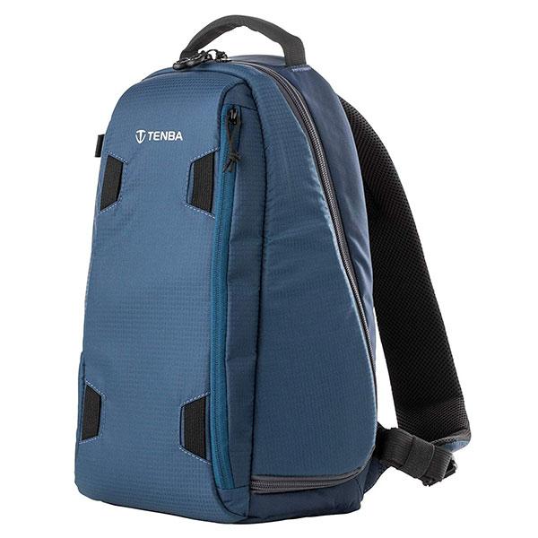 【送料無料】 TENBA V636-422 SOLSTICE スリングバッグ 7L ブルー