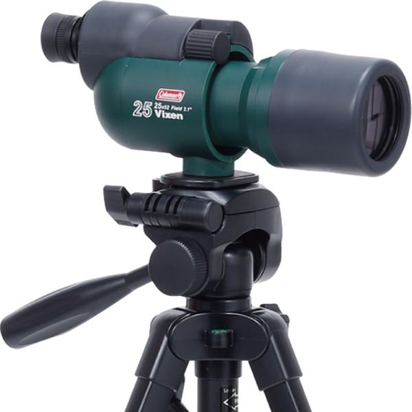 【送料無料】 ビクセン 双眼鏡 コールマン NS 25×52キット 自然観察望遠鏡