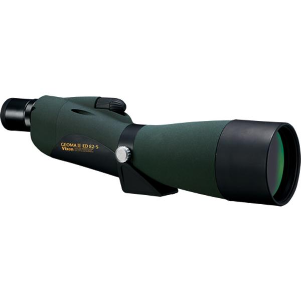 【送料無料】 ビクセン ジオマIIED82-Sセット 接眼レンズ付フィールドスコープ [5年間保証]