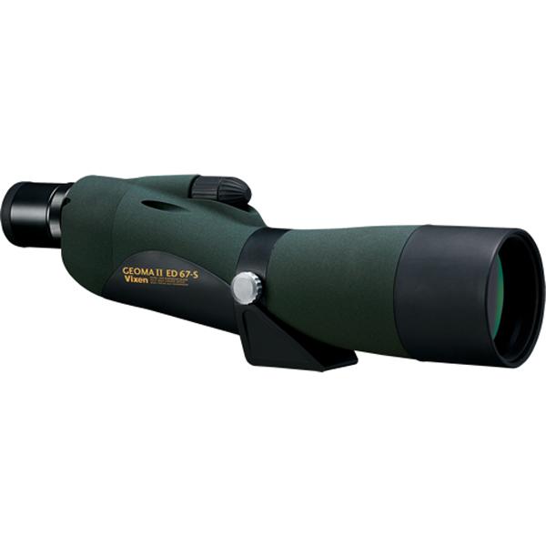 ビクセン ジオマIIED67-Sセット 接眼レンズ付フィールドスコープ [5年間保証]