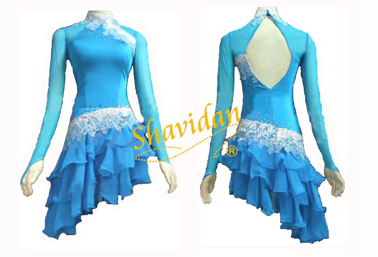1f6bcd242426 Ballroom dance, ballroom dance dress, dress dance costume competition and  stage costumes and ドレスデモ ...