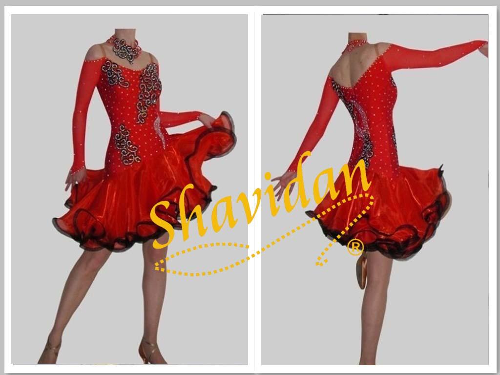 Shavidan Ballroom Dance Ballroom Dance Dress Dress Dance Costume