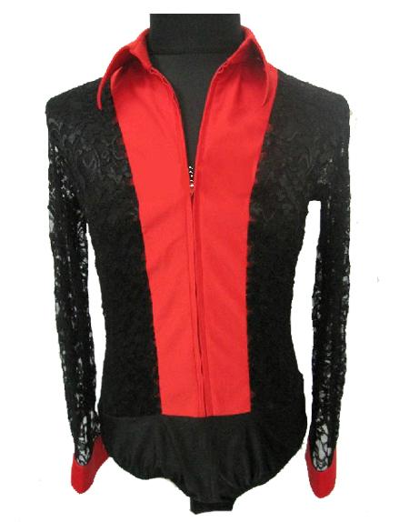 あなたの希望サイズ 色に合わせで作るセミオーダー 3~4週間ほどでのお届けとなります セミオーダー プレゼント 送料無料 男性社交ダンス衣装ラテンダンス デモ用シャツ 早割クーポン shavidan ラテンレオタードシャツ 競技用レオタードシャツパーティー メンズラテンシャツ