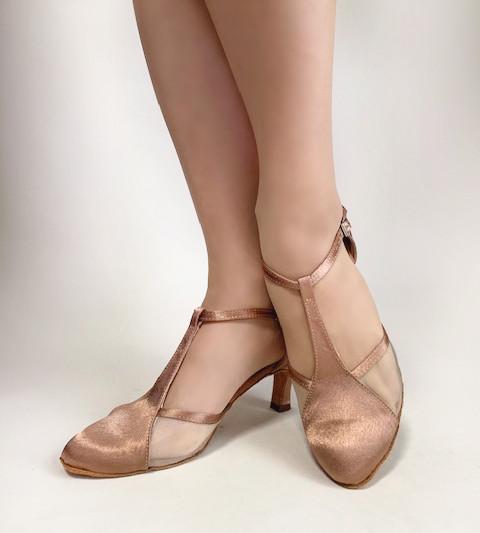 送料無料 サイドのネットでゆったりタイプ 即納品 国内正規品 在庫商品 社交ダンス 女性兼用シューズ 社交ダンスシューズ 在庫限り ダンス用品 ダンスシューズ