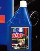 Omega オメガ ギアオイル 690レッドラベル 1L缶 旧表記 SPEC2 75W-140 初回限定 新色