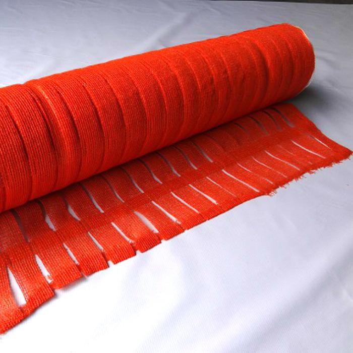 【送料無料】【10本セット】オレンジネット 1m×50m フェンスネット