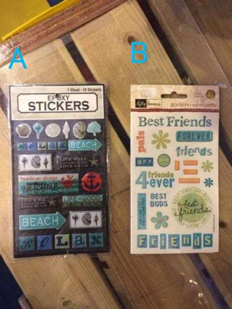 Sticker ☆シール☆ セール品 奉呈