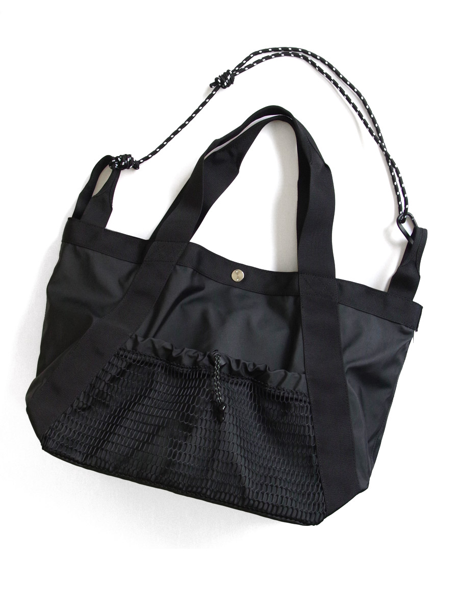 Notive | ノーティヴ // WATER-PROOF PVC TOTE BAG <トートバッグ>