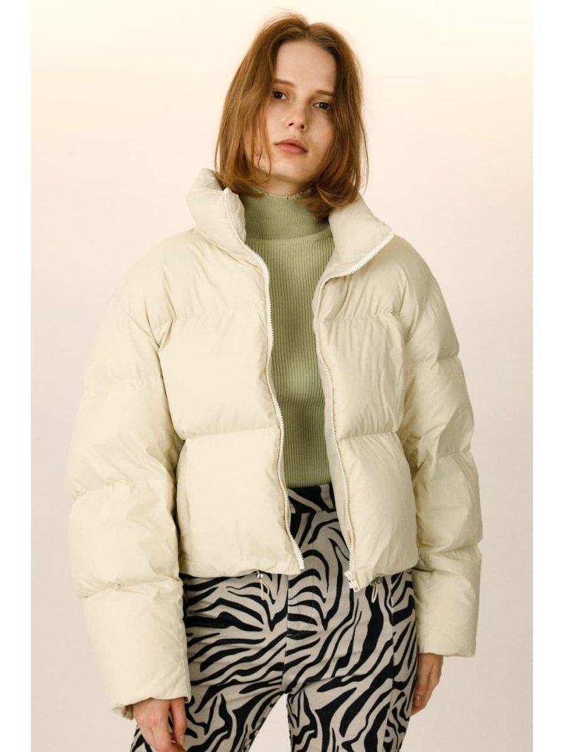 SLY レディース コート ジャケット スライ プレゼント Rakuten プレゼント Fashion パープル 送料無料 SHORT ブラック ホワイト DOWN ブルゾン