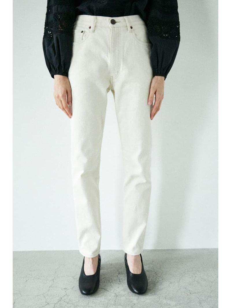 1202MOUSSY8 moussy レディース パンツ ジーンズ マウジー MOUSSY Rakuten 爆買い新作 感謝価格 WHT 送料無料 ホワイト SKINNY Fashion MVS スキニージーンズ