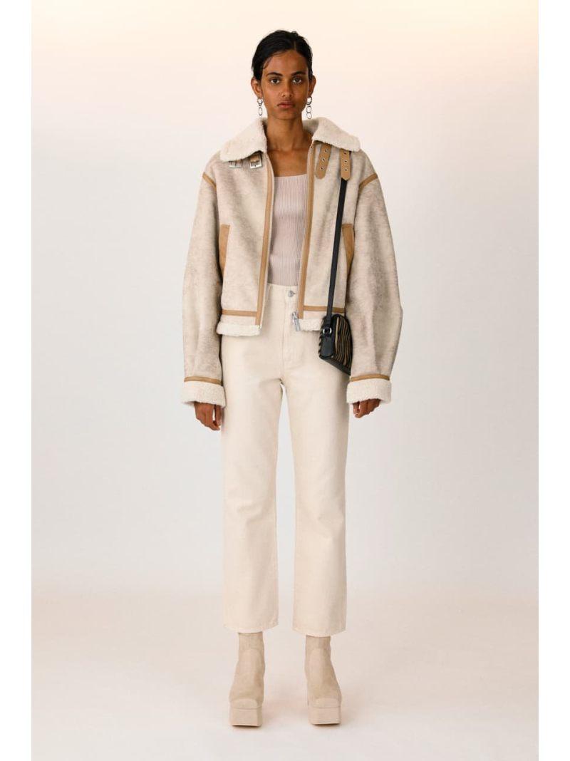 SLY レディース パンツ ジーンズ スライ Rakuten Fashion イエロー PHIL 大特価 スキニージーンズ STRAIGHT-E 今季も再入荷 HW 送料無料 ホワイト