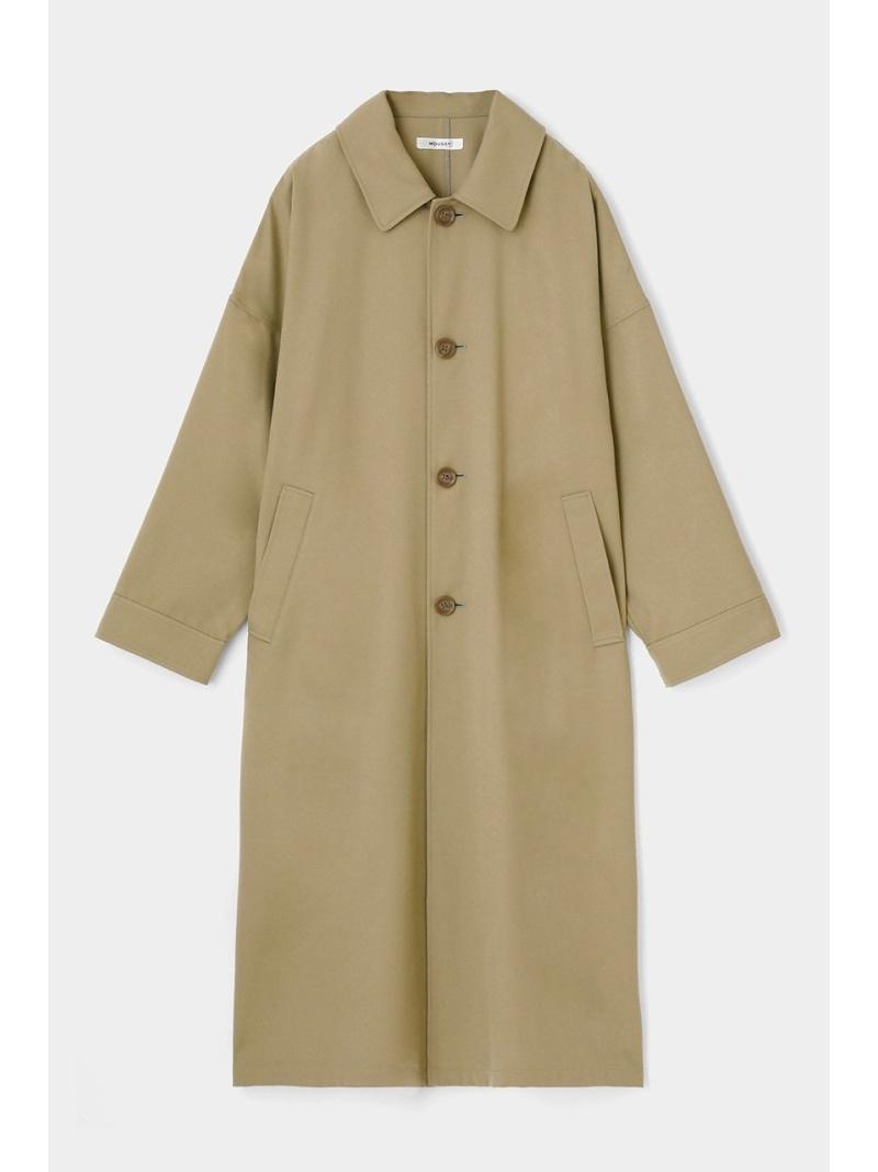 moussy レディース コート ジャケット マウジー MOUSSY Rakuten Fashion 大幅にプライスダウン BAL ブラウン ベージュ DOLMAN 送料無料 ジャケットその他 COLLAR ネイビー グリーン 5☆大好評