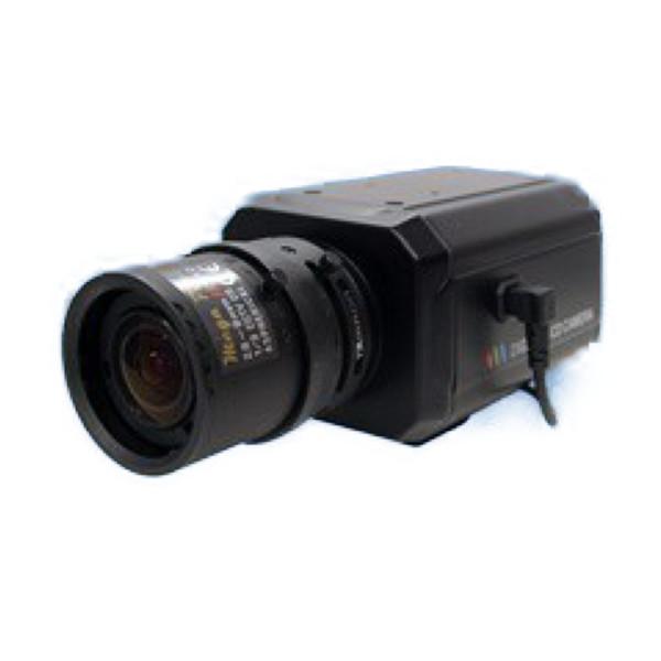 HD-SDI/EX-SDI 屋内用 ボックス型カメラWTW-HB500