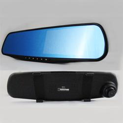 三友商事 リアカメラ付ミラータイプドライブレコーダー MI-MRD720