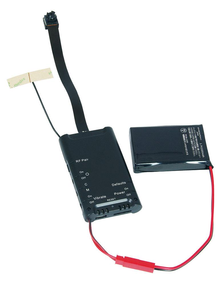 IP機能搭載 1080p小型デジタルビデオカメラ PC-100DY