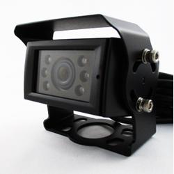 LED付小型防水型カメラ (f=2.9mm 超広角モデル SPC-130BCIR