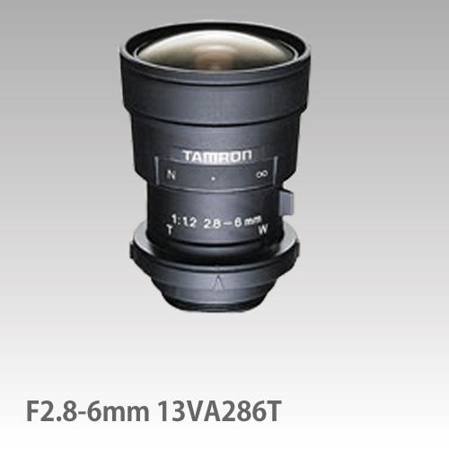 バリフォーカルレンズ タムロン (TAMRON)オートVIDEO/F2.8-6mm13VA286T