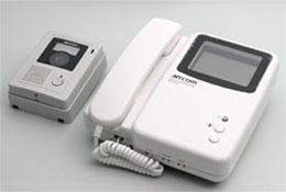 4インチ カラーLCD採用 テレビ インターホン MVC-202 LED 照明付