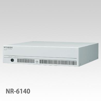 【録画】三菱(MITSUBISHI) MELOOK DG IIシリーズ ネットワークレコーダー NR-6140