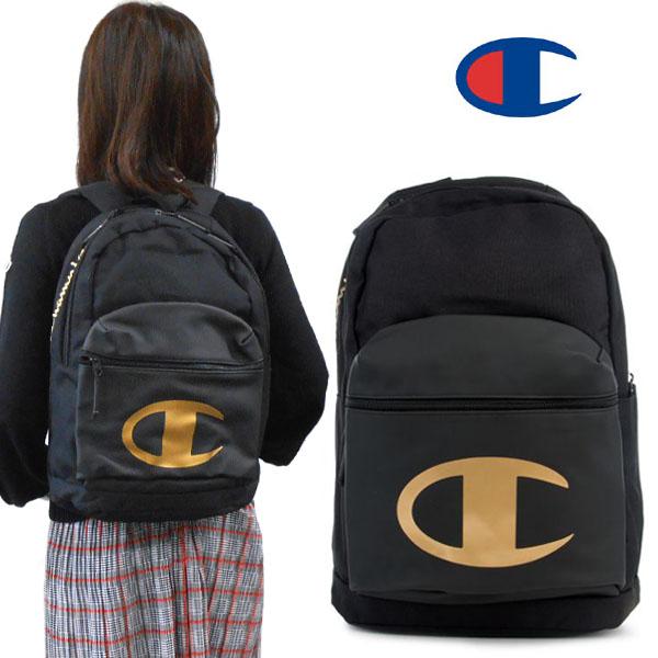 76ee894946c SHES ZAKKA  Champion rucksack gold logo rucksack, D bag, day pack ...