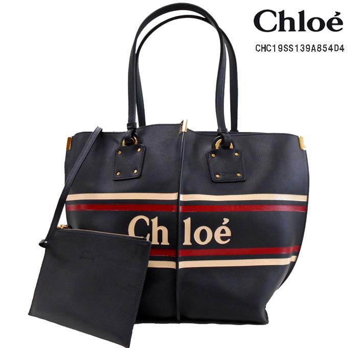 CHLOE SHOULDER BAG Full Blueショルダーバッグ,トートバッグ4D4 FULL BLUE(濃紺)通勤、通学CHC19SS130A854D4